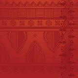 indyjska tło czerwień Zdjęcie Stock