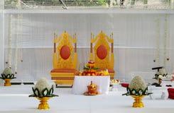 indyjski ślub obraz stock