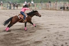 indyjski bogaty rodeo Zdjęcia Stock