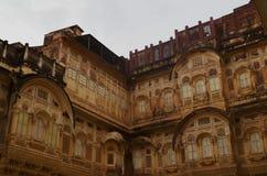indyjski pałacu Zdjęcia Stock