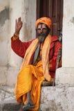 indyjski sadhu Fotografia Stock