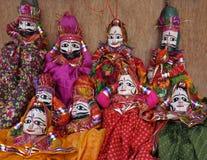 indyjski target1586_1_ kukieł Zdjęcia Royalty Free