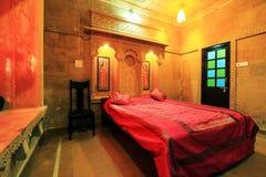 indyjski wnętrze Fotografia Royalty Free