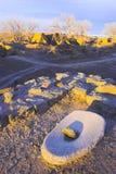 indyjskie pozostałości ruin Zdjęcia Royalty Free