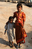 indyjskie siostry zdjęcie royalty free