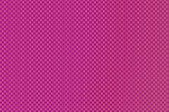 Ineengestrengeld net - rood-violet en zandig bruin vierkantenpatroon Stock Foto