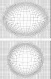 Ineinander greifen vektor abbildung