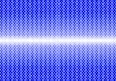 Ineinander greifenbeschaffenheit des Blaus Stockbild