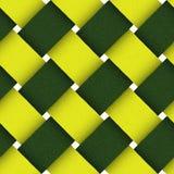 Ineinandergegriffene Farbenzeichenketten Lizenzfreie Stockfotos