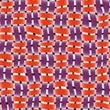 Ineinandergegriffene Farbenzeichenketten lizenzfreie stockbilder