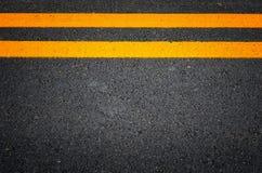 Ines движения на вымощенных дорогах Стоковая Фотография