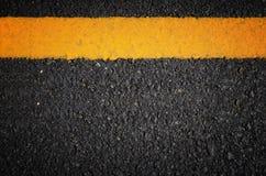 Ines del tráfico en los caminos pavimentados Fotos de archivo