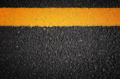 Ines of traffic on paved roads Stock Photos
