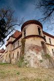 Ineu castle. A stronghold certified since 1295 in west of Romania Stock Image