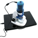 Inexpensive electron microscope. Chrtstmas or bithday present Stock Images