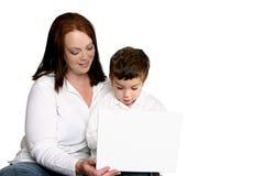 Infância adiantada que aprende Fotos de Stock