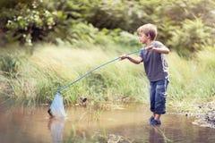 Infância do verão Foto de Stock