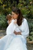 Infância e maternidade Imagens de Stock