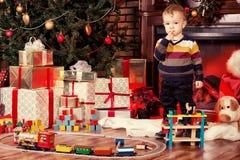 Infância feliz Imagens de Stock Royalty Free