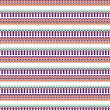 Infödd etnisk bakgrund för tygstilmodell vektor illustrationer