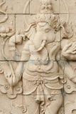 Infödd stöpningskonst på väggen Royaltyfria Bilder