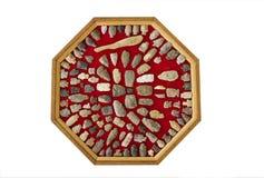 infödda amerikanska arrowheads Royaltyfria Foton