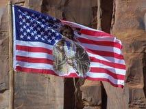 Infödda stater av Amerika Fotografering för Bildbyråer