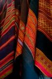 Infött southamrican tyg royaltyfria bilder