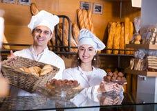 Infall och kakor för personal erbjudande Royaltyfri Fotografi