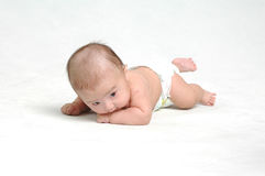 Infant stock image