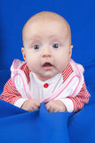Infant. Royalty Free Stock Photo
