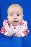 Infant. Royalty Free Stock Photo