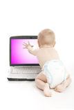 Infant Royalty Free Stock Image