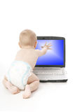 Infant Royalty Free Stock Images