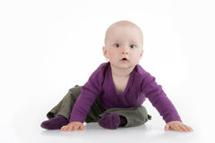 Infant Royalty Free Stock Photos