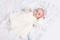 Infant Royalty Free Stock Photo