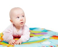 Infant Royalty Free Stock Image