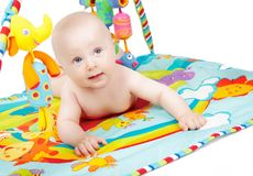 Infant Stock Photo