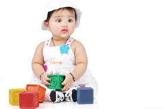 Infant 6-8 Month Stock Photos