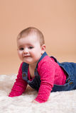 Infant baby Royalty Free Stock Photos