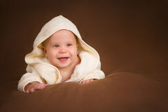 Infant baby Stock Images