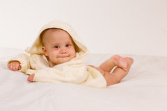 Infant baby Royalty Free Stock Images