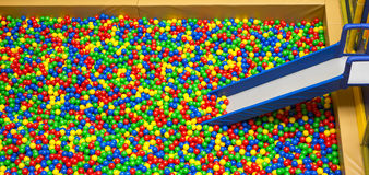 Infant Ball Pond Royalty Free Stock Photography