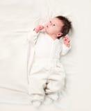 Infant boy Royalty Free Stock Photography