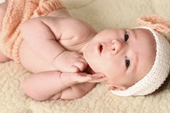 Infant Stock Image