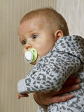Infant. Royalty Free Stock Images