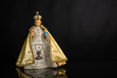 Infant Jesus of Prague Royalty Free Stock Image