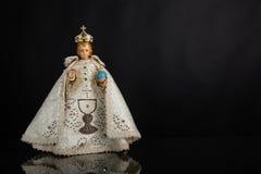 Infant Jesus of Prague Stock Image