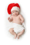 INFANT-New year Royalty Free Stock Photos
