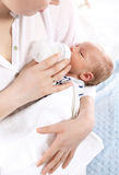 Infant nutrition Royalty Free Stock Photo